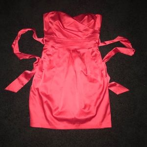 Red size 2 prom/evening dress